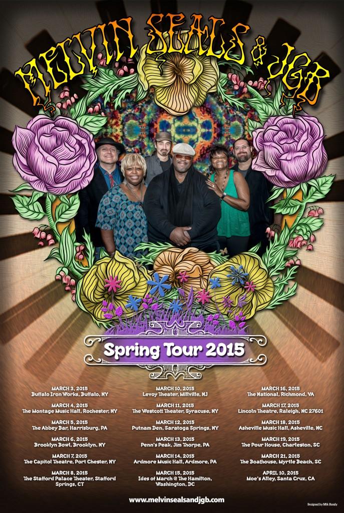 2015 JGB Spring Tour